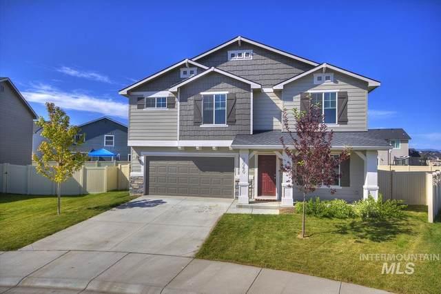 3060 W Fuji Ct, Kuna, ID 83634 (MLS #98772981) :: Boise River Realty