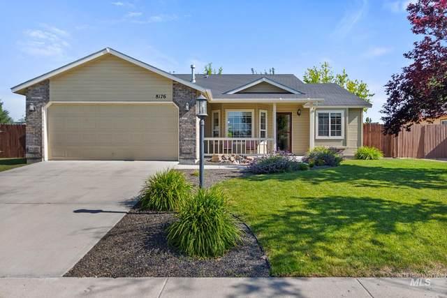 8176 E Brandts Creek Way, Nampa, ID 83687 (MLS #98772993) :: Bafundi Real Estate