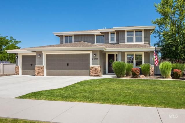 2648 E Santo Stefano, Meridian, ID 83642 (MLS #98773003) :: Bafundi Real Estate