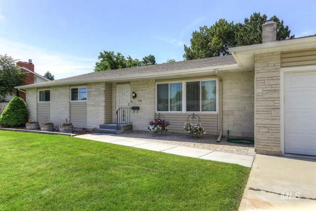 519 W Dakota, Nampa, ID 83686 (MLS #98773004) :: Bafundi Real Estate