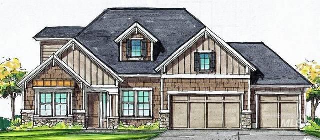 3602 E Mardia St, Meridian, ID 83642 (MLS #98773013) :: Bafundi Real Estate
