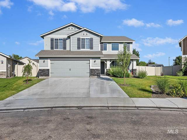 18469 Spicebush Ave., Nampa, ID 83687 (MLS #98773014) :: Silvercreek Realty Group