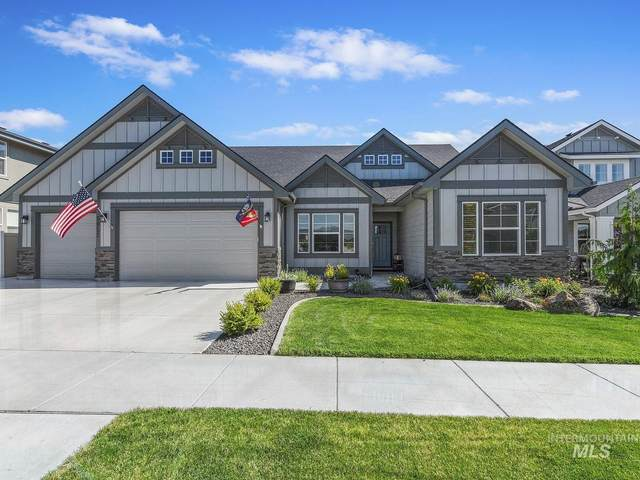 5857 E Black Gold Street, Boise, ID 83716 (MLS #98773026) :: Bafundi Real Estate