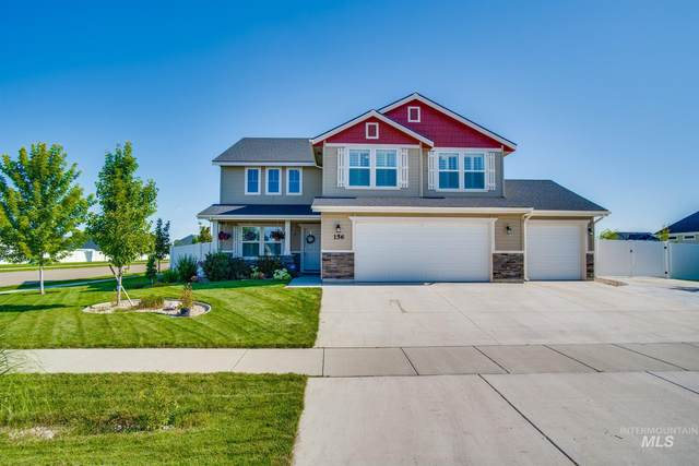 156 Trailblazer St., Middleton, ID 83644 (MLS #98773030) :: Hessing Group Real Estate