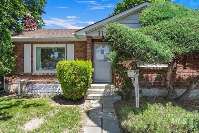 112 E Boise, Boise, ID 83706 (MLS #98773037) :: Minegar Gamble Premier Real Estate Services