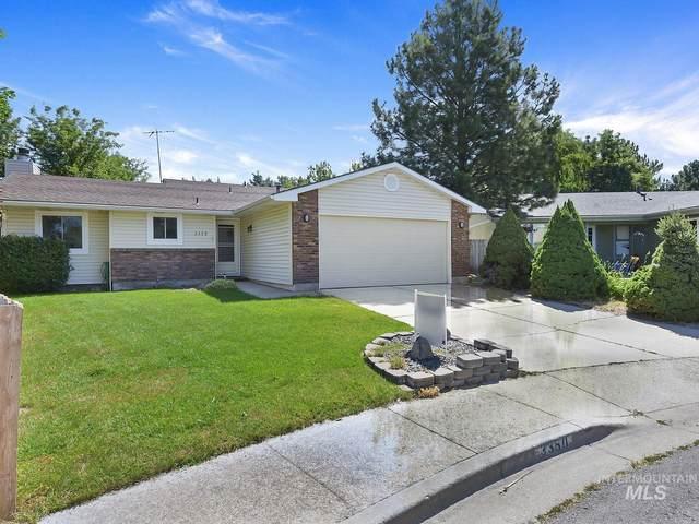 3350 S Centennial, Boise, ID 83706 (MLS #98773041) :: Full Sail Real Estate