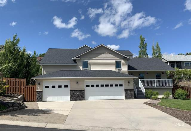 424 Victoria Dr., Moscow, ID 83843 (MLS #98773046) :: Idaho Real Estate Pros