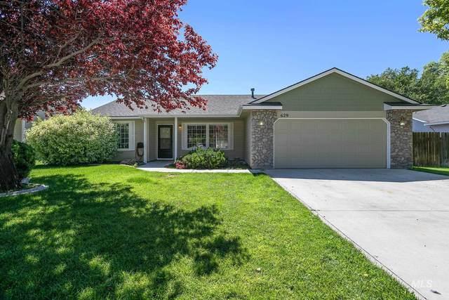 629 S Bonneville Drive, Nampa, ID 83686 (MLS #98773055) :: Haith Real Estate Team