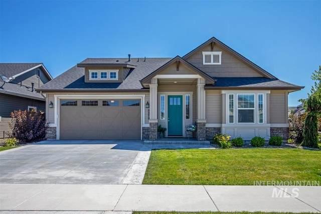 5272 N Peppard Ave., Meridian, ID 83646 (MLS #98773071) :: Boise River Realty