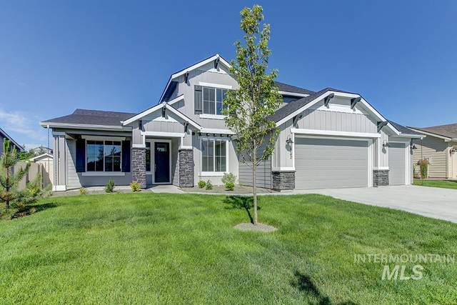 12742 S Conveyance Way, Nampa, ID 83686 (MLS #98773072) :: Story Real Estate