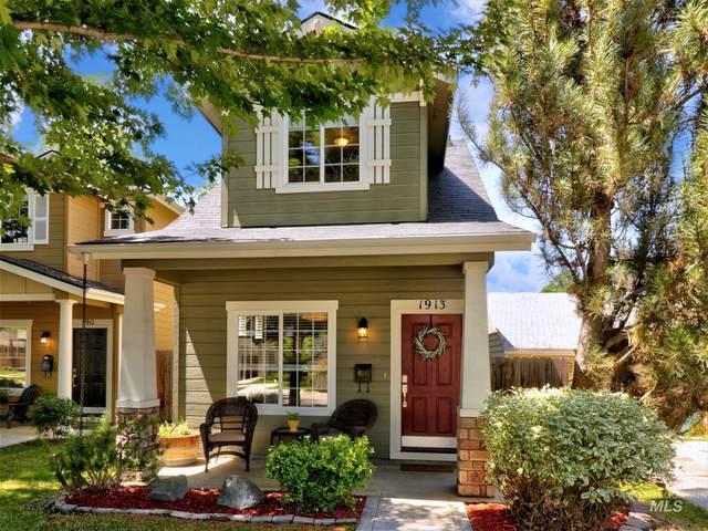 1913 N 29th Street, Boise, ID 83703 (MLS #98773082) :: Boise River Realty
