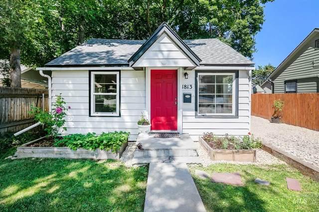 1813 S Broxon Street, Boise, ID 83705 (MLS #98773093) :: Epic Realty