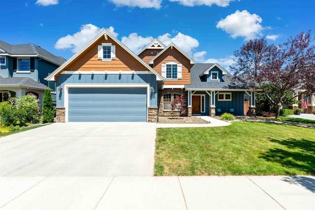 668 W Cagney St, Meridian, ID 83646 (MLS #98773103) :: Epic Realty