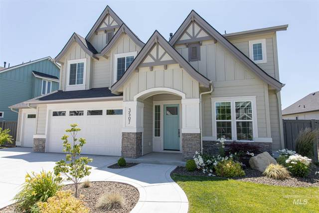 3507 E Angus Hill Drive, Meridian, ID 83642 (MLS #98773109) :: Epic Realty