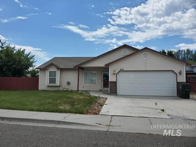 910 Golden Ave., Fruitland, ID 83619 (MLS #98773124) :: Beasley Realty