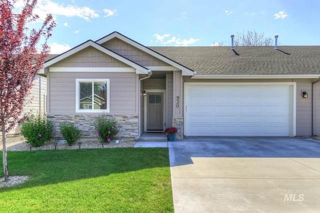 930 S Banner St., Nampa, ID 83686 (MLS #98773125) :: Haith Real Estate Team