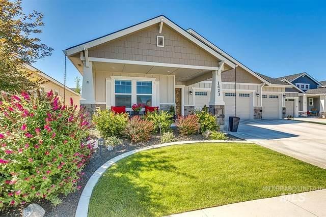 1423 E Strauss Drive, Meridian, ID 83646 (MLS #98773132) :: Haith Real Estate Team