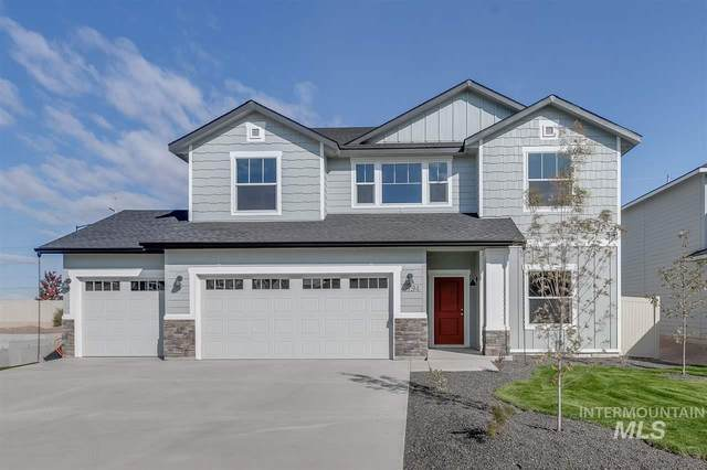 3981 W Peak Cloud Ct, Meridian, ID 83646 (MLS #98773136) :: Jon Gosche Real Estate, LLC