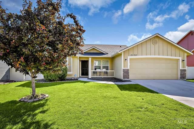 2108 N Firebrick Drive, Kuna, ID 83634 (MLS #98773147) :: Hessing Group Real Estate