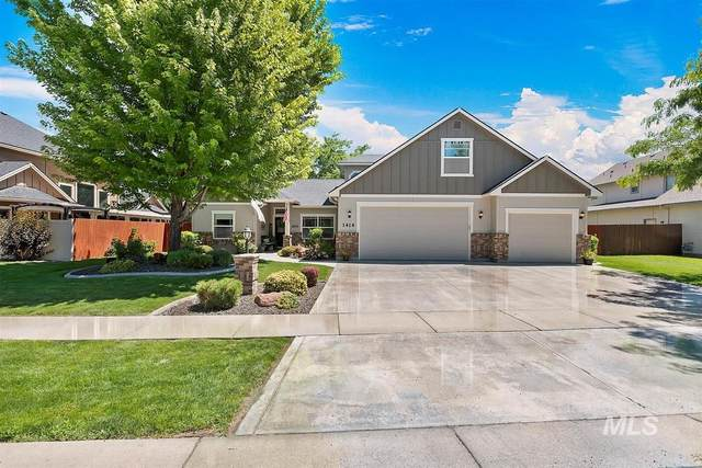 1414 S Millstream Ct, Nampa, ID 83686 (MLS #98773157) :: New View Team