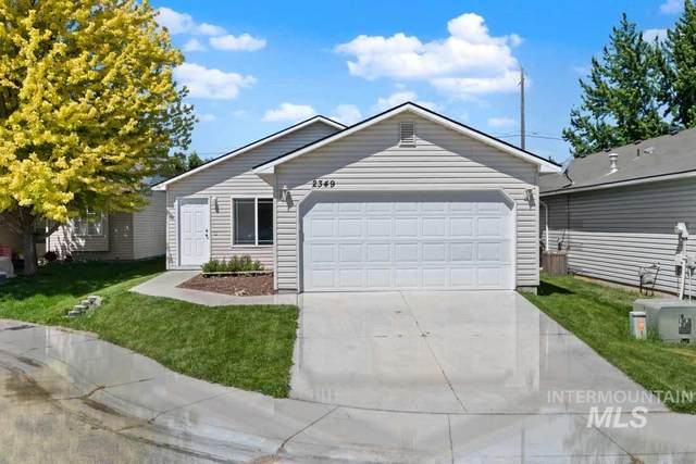 2349 S Garland St, Nampa, ID 83686 (MLS #98773161) :: Minegar Gamble Premier Real Estate Services