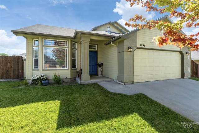 4758 S Wildbrook Way, Boise, ID 83709 (MLS #98773179) :: Beasley Realty