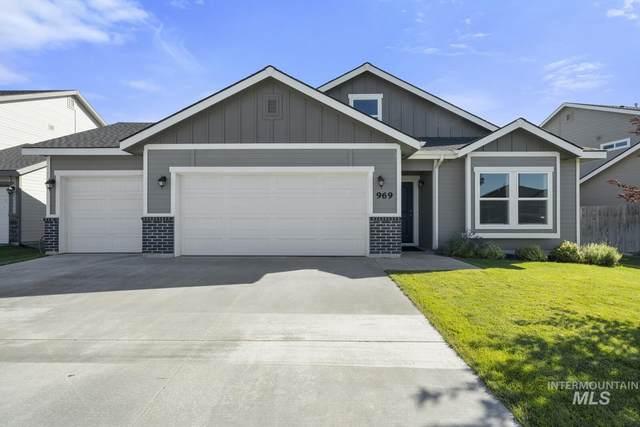 969 E Shady Ridge Drive, Kuna, ID 83634 (MLS #98773189) :: Hessing Group Real Estate