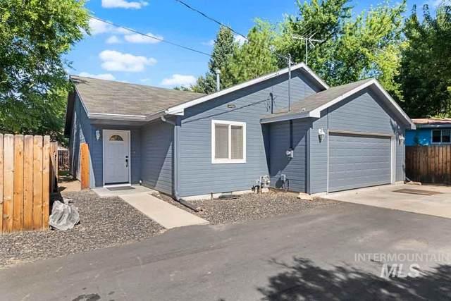 4618 Albion, Boise, ID 83705 (MLS #98773202) :: Boise River Realty