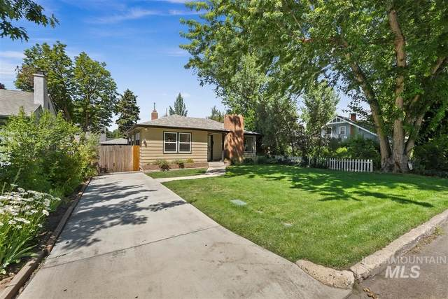 2411 N 20TH Street, Boise, ID 83702 (MLS #98773217) :: Jon Gosche Real Estate, LLC