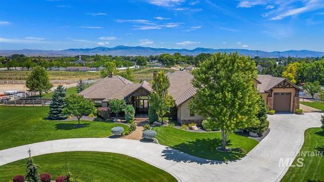 1432 N Weldon Pl, Eagle, ID 83616 (MLS #98773230) :: Hessing Group Real Estate
