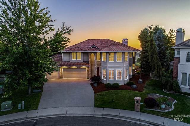 4665 N Bantry Pl, Boise, ID 83702 (MLS #98773235) :: Jon Gosche Real Estate, LLC