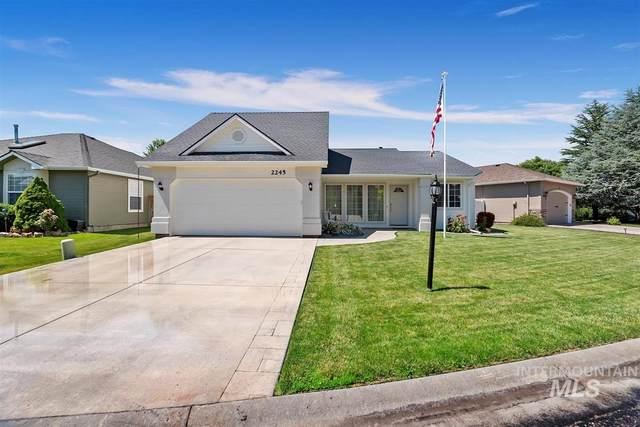 2245 N Interlachen Ln, Meridian, ID 83646 (MLS #98773272) :: Build Idaho