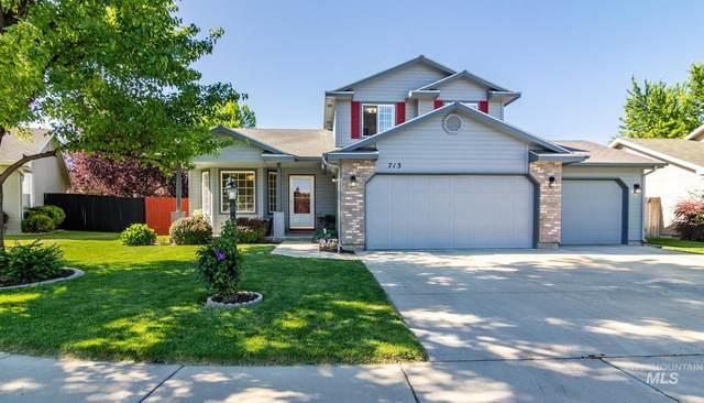 713 Addeson Street, Meridian, ID 83646 (MLS #98773287) :: Build Idaho