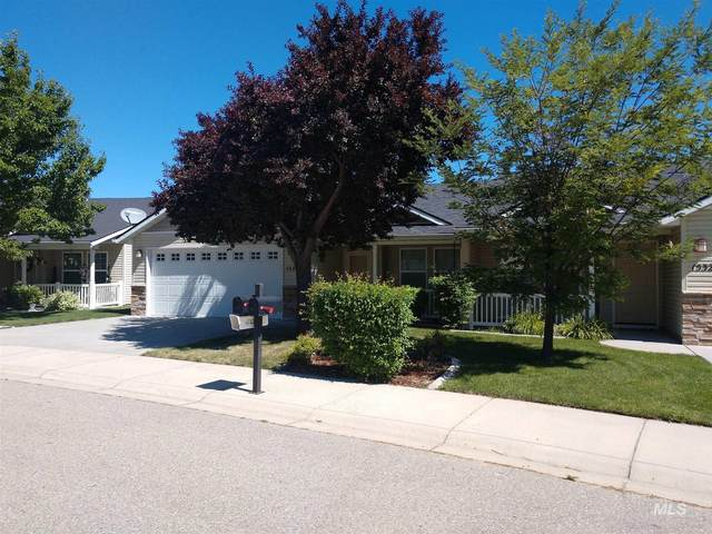 1524 E Locust View Lane, Meridian, ID 83642 (MLS #98773299) :: Build Idaho