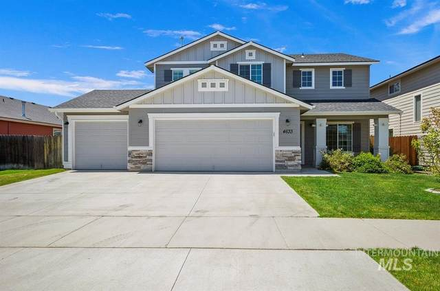 4633 N Price Ave, Meridian, ID 83646 (MLS #98773308) :: Silvercreek Realty Group