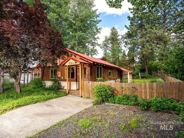 1513 Louisa Ave, Mccall, ID 83638 (MLS #98773316) :: Boise River Realty
