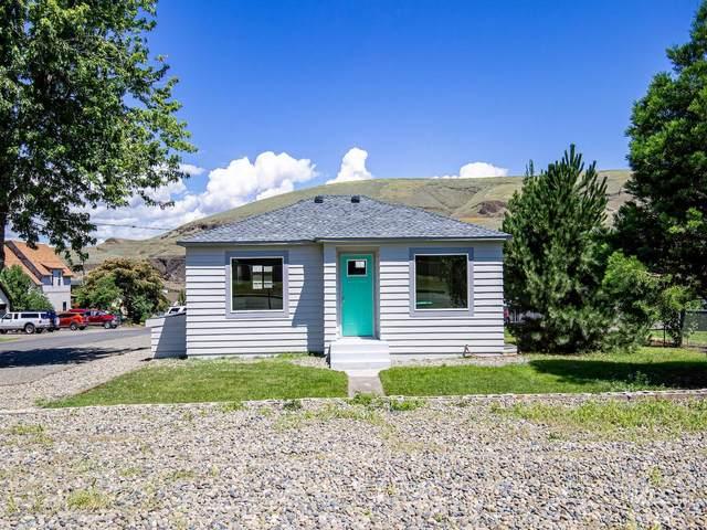 803 2nd Street, Asotin, WA 99402 (MLS #98773318) :: Jon Gosche Real Estate, LLC