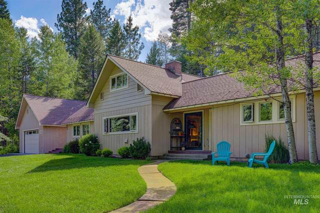 1775 Warren Wagon Road, Mccall, ID 83638 (MLS #98773330) :: Navigate Real Estate