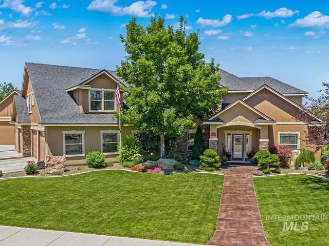 2242 W Seldovia, Kuna, ID 83634 (MLS #98773336) :: Hessing Group Real Estate