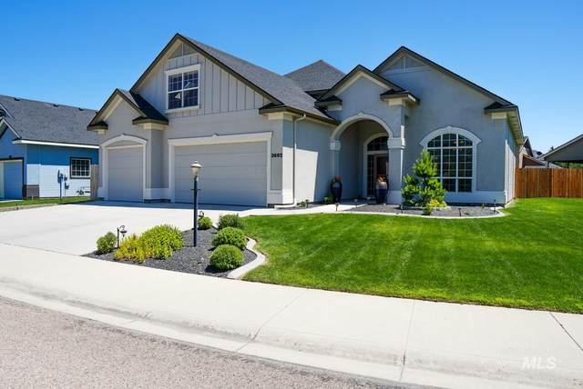 3682 N Leslie Way, Meridian, ID 83646 (MLS #98773344) :: Build Idaho