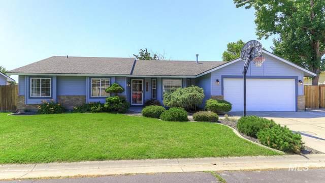 2325 N Yonkers Lane, Boise, ID 83704 (MLS #98773345) :: Full Sail Real Estate
