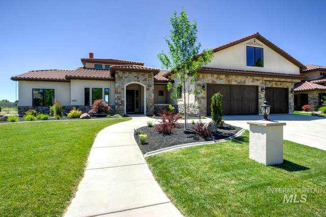 1037 W. Cherry Bello, Eagle, ID 83616 (MLS #98773360) :: Bafundi Real Estate