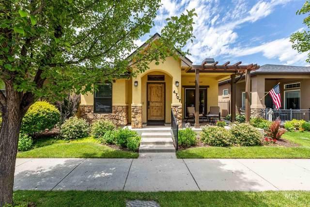 4707 S Wakes Place, Boise, ID 83709 (MLS #98773397) :: Build Idaho