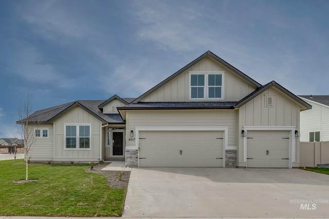 5017 Danville St., Caldwell, ID 83605 (MLS #98773398) :: Team One Group Real Estate