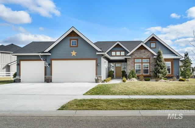 2002 Granite Creek Way, Eagle, ID 83616 (MLS #98773433) :: Full Sail Real Estate