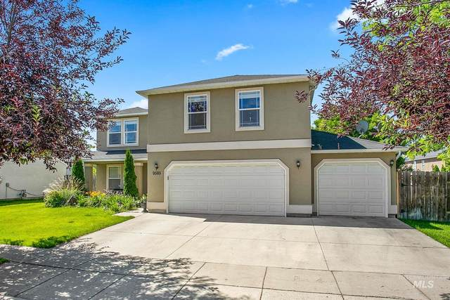 9585 W Bronze Dr, Boise, ID 83709 (MLS #98773436) :: City of Trees Real Estate