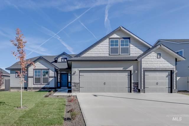 15572 Teita Way, Nampa, ID 83651 (MLS #98773439) :: Build Idaho