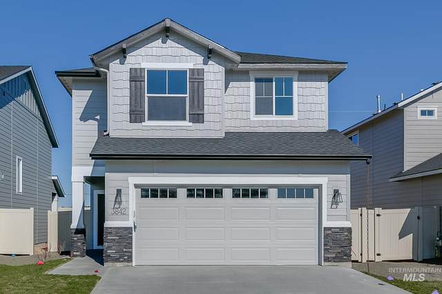 4005 W Peak Cloud Dr, Meridian, ID 83642 (MLS #98773444) :: Jon Gosche Real Estate, LLC