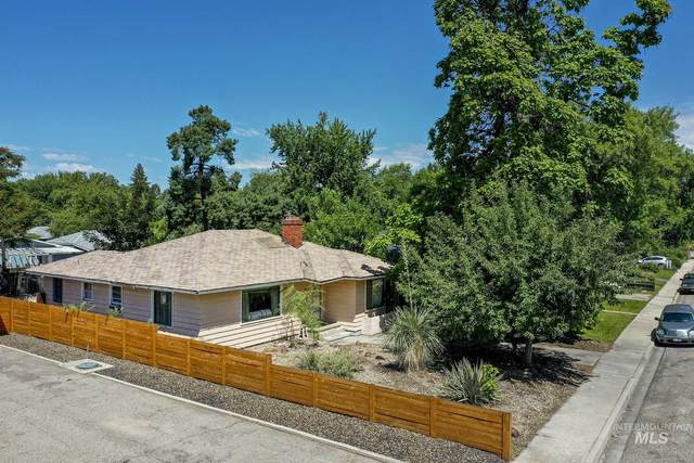 2713 N 28th Street, Boise, ID 83703 (MLS #98773446) :: Minegar Gamble Premier Real Estate Services