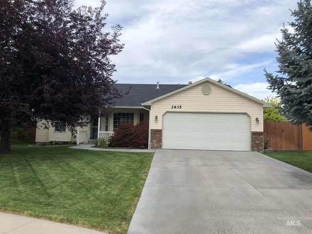 2635 E Spicewood Ave, Nampa, ID 83687 (MLS #98773495) :: Jon Gosche Real Estate, LLC